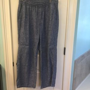 Old Navy wide leg pants
